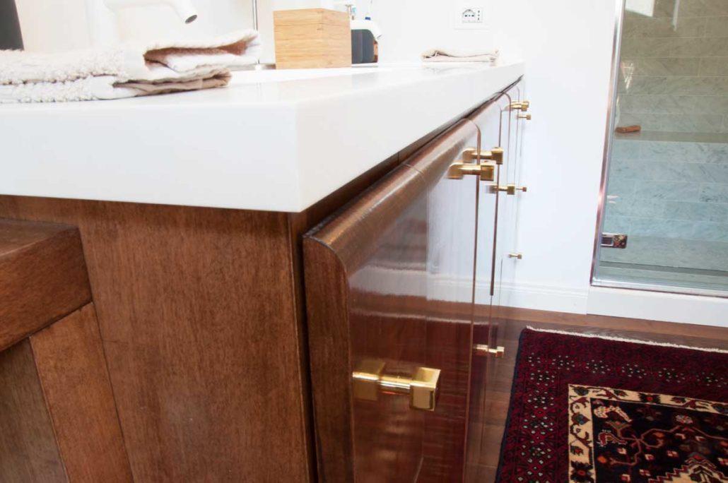 Bagno Legno Massello : Mobile bagno in legno massello u2013 mauvri