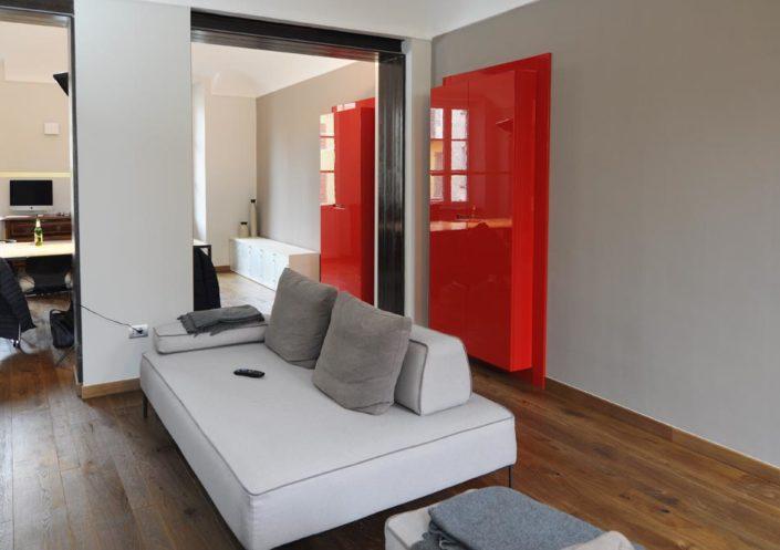 mobili su misura soggiorno